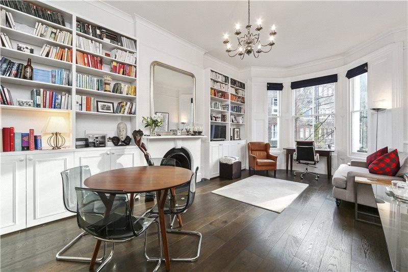 1 Bedroom Flat for sale in Sinclair Gardens, London, W14