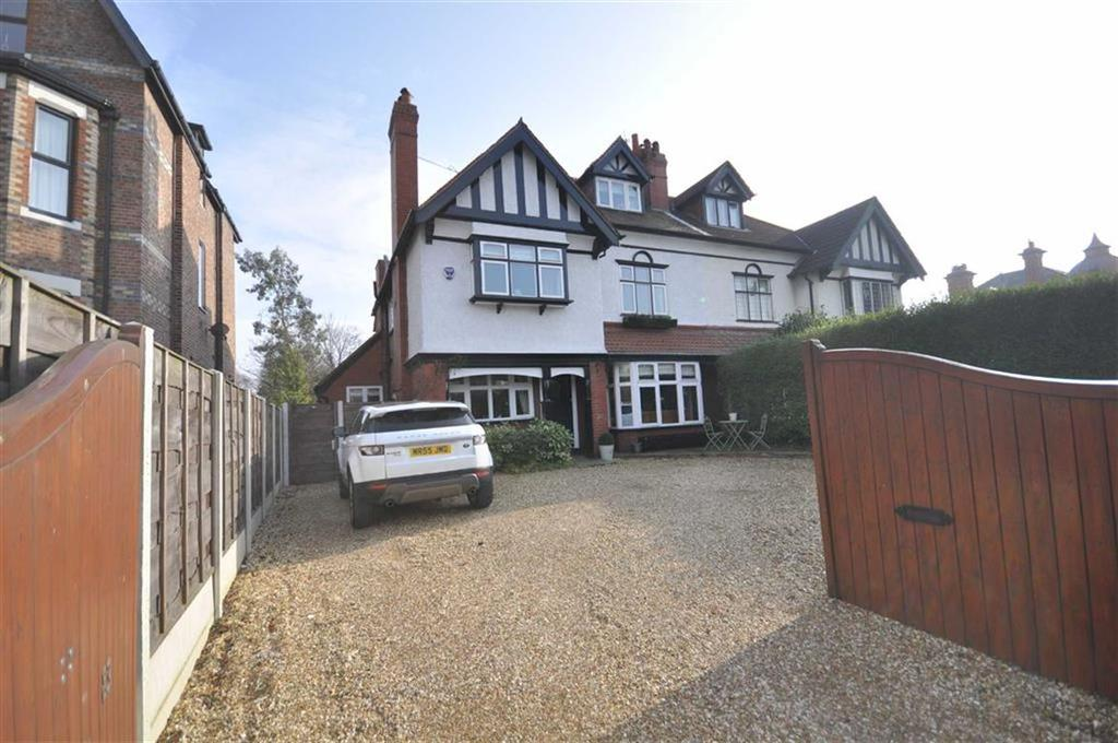 6 Bedrooms Semi Detached House for sale in Palatine Road, Manchester, M20