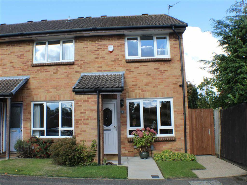 2 Bedrooms End Of Terrace House for sale in Harness Way, St Albans, Hertfordshire