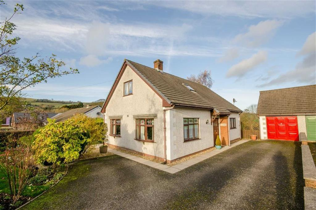 3 Bedrooms Detached House for sale in Bryneglwys, Corwen