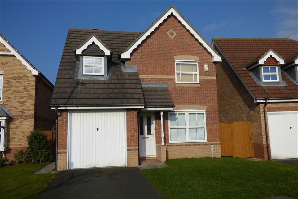 3 Bedrooms Detached House for sale in Alexandra Gardens, North Shields