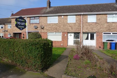 3 bedroom terraced house to rent - Barnetby Road, Hessle, Hull HU13