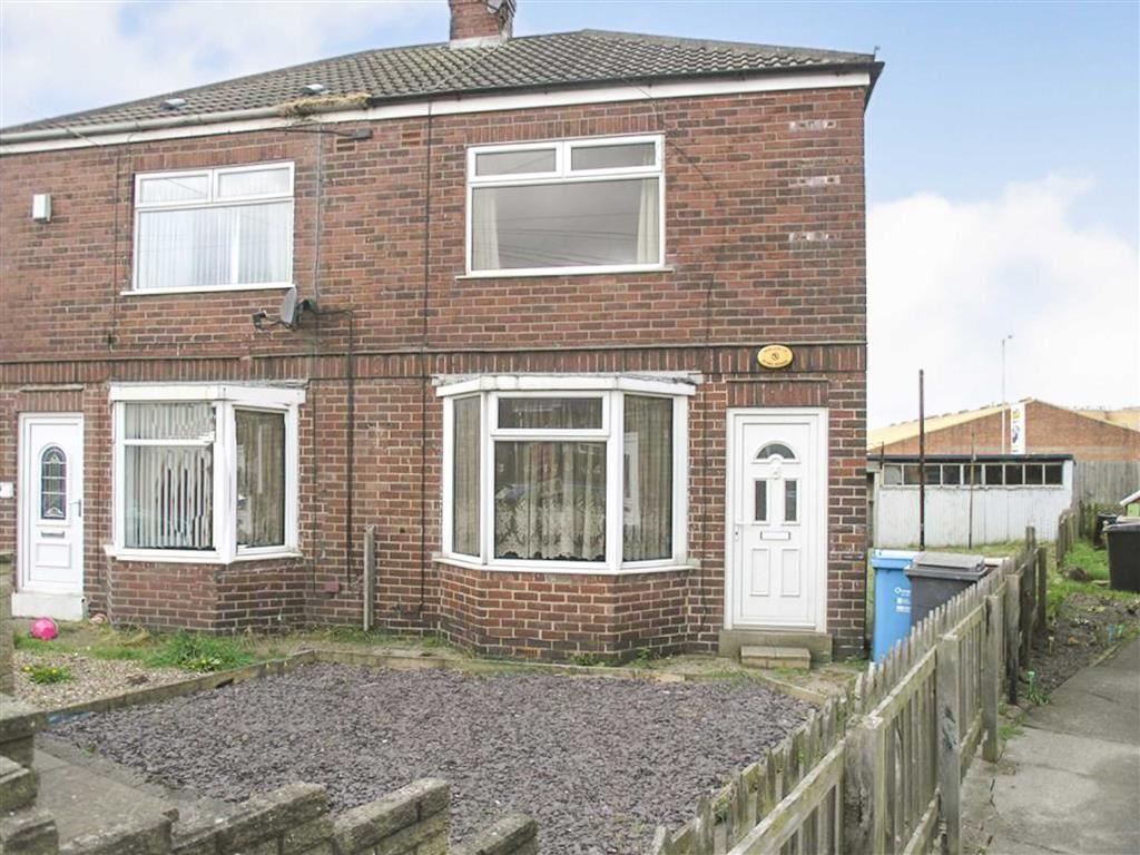 2 Bedrooms Semi Detached House for sale in Kathleen Road, Hull