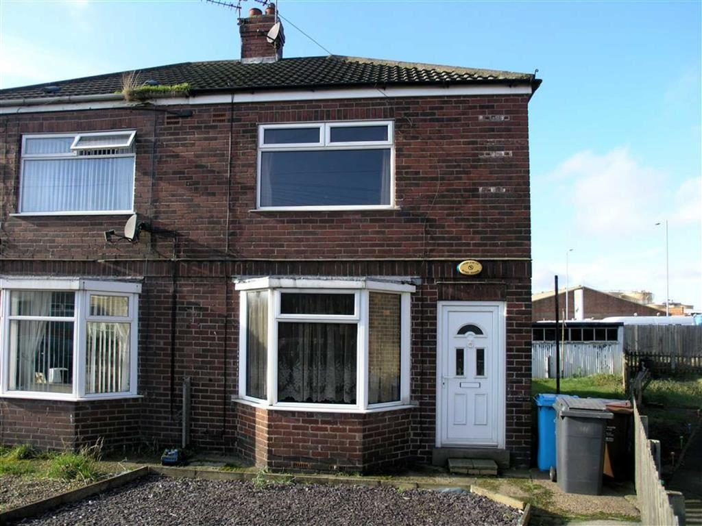 2 Bedrooms End Of Terrace House for sale in Kathleen Road, Stoneferry, Hull