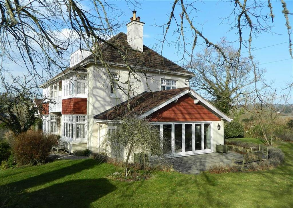 6 Bedrooms Detached House for sale in Broomhill, Chagford, Chagford, Devon, TQ13