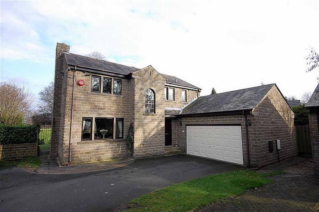 4 Bedrooms Detached House for sale in Hall Lee Fold, Lindley, Huddersfield, HD3