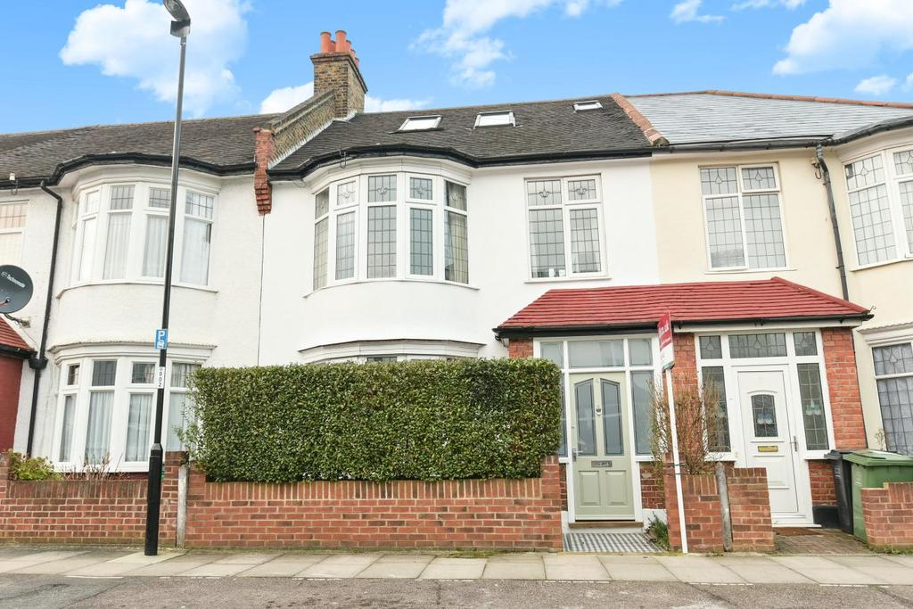 4 Bedrooms Terraced House for sale in Parbury Road, Forest Hill, SE23