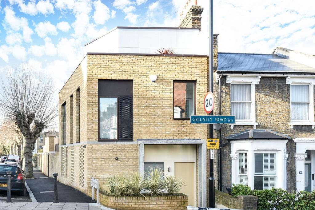 4 Bedrooms Terraced House for sale in Gellatly Road, New Cross, SE14