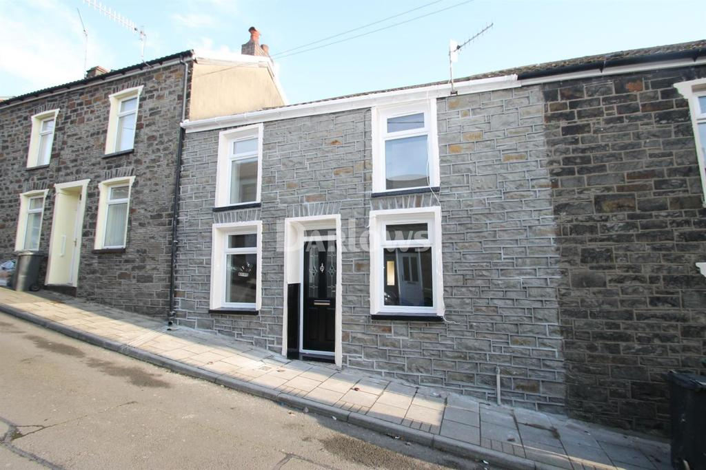 2 Bedrooms Terraced House for sale in Seymour Street, Caegarw