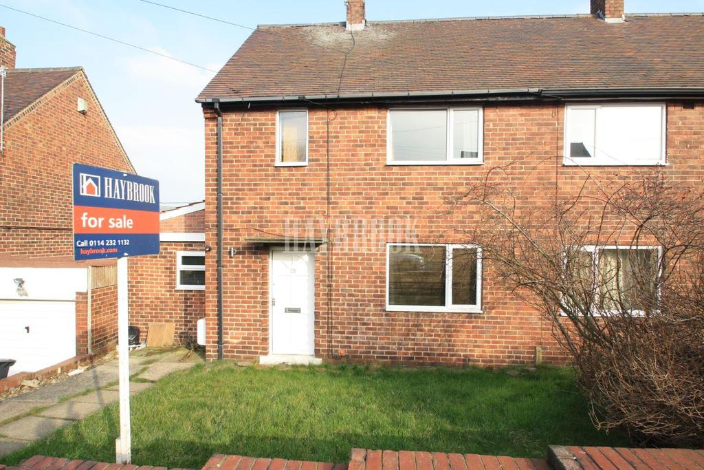 2 Bedrooms Semi Detached House for sale in Lee Avenue, Deepcar