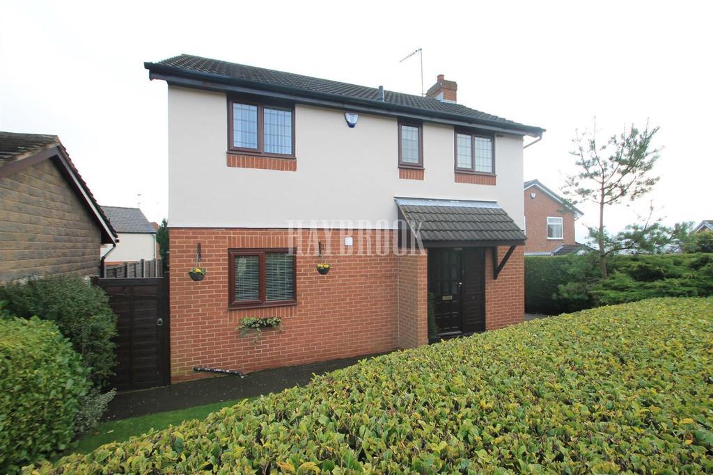 4 Bedrooms Detached House for sale in Brookside Close, Hackenthorpe Village