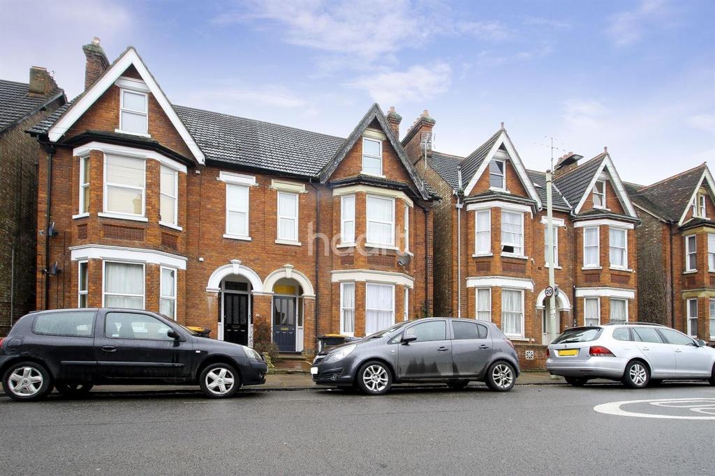 1 Bedroom Flat for sale in Goldington Avenue, Bedford, MK40