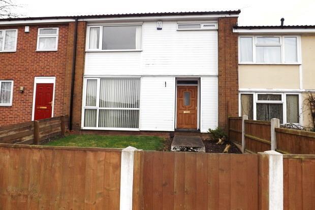 3 Bedrooms Terraced House for sale in Deptford Crescent, Nottingham, NG6