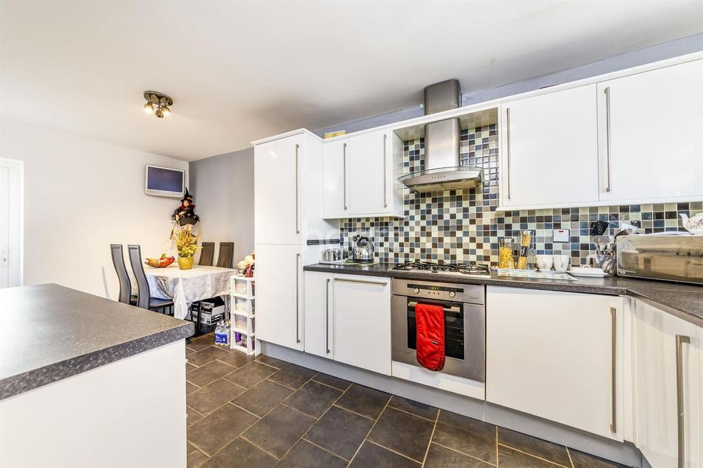 2 Bedrooms Terraced House for sale in Hillcrest, Bedwell, Stevenage