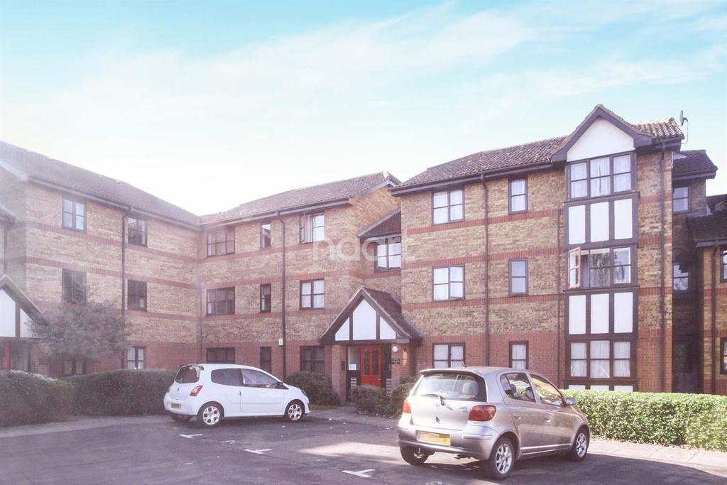 2 Bedrooms Flat for sale in Redwood Grove, Bedford, MK42