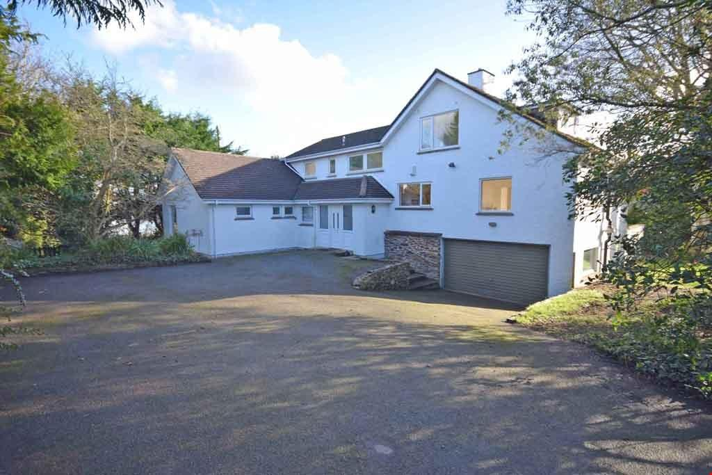 5 Bedrooms Detached House for sale in Truro, Cornwall, TR1