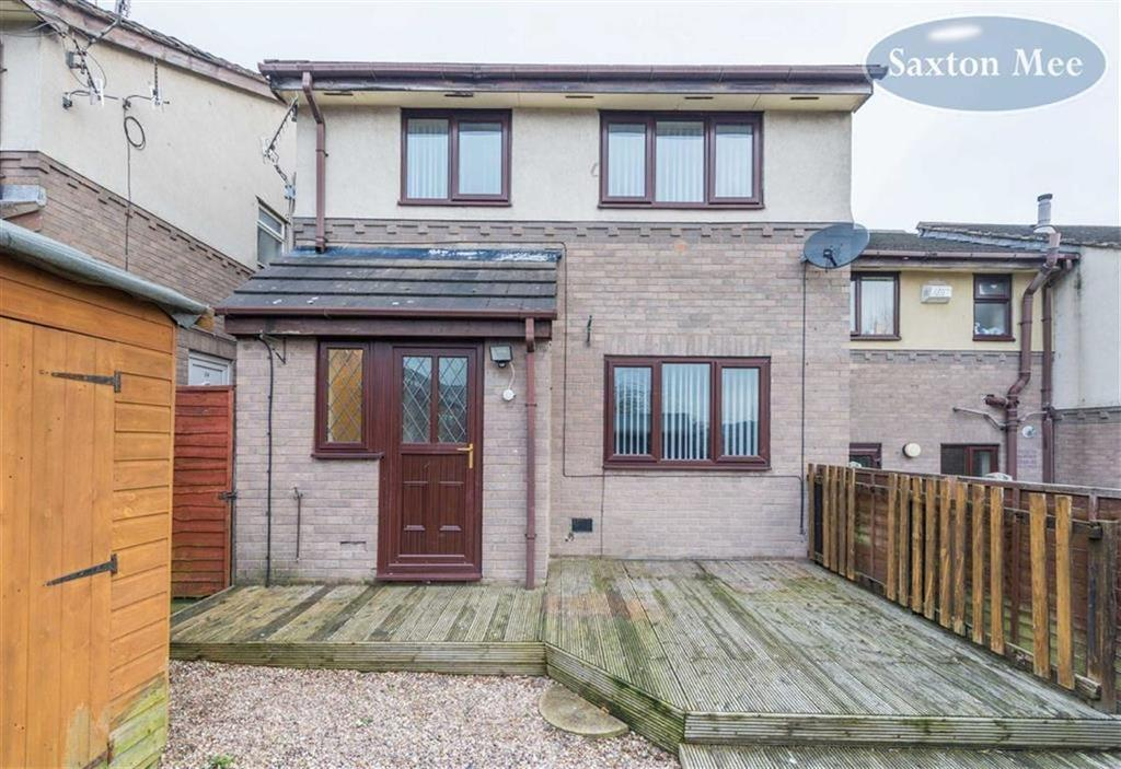 2 Bedrooms Semi Detached House for sale in Paterson Close, Stocksbridge, Sheffield, S36