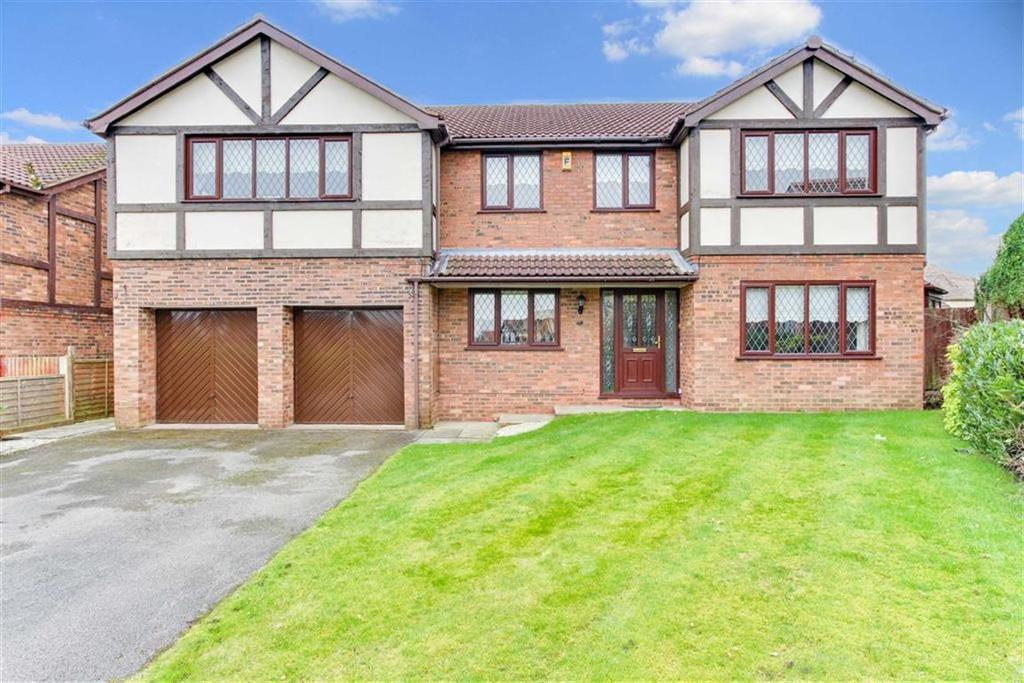 4 Bedrooms Detached House for sale in The Highcroft, Connah's Quay, Deeside, Flintshire