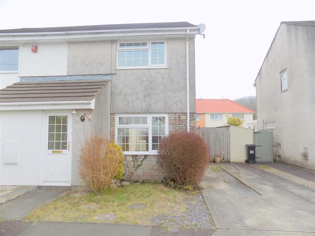2 Bedrooms House for sale in Brunel Close, Tonna, Neath