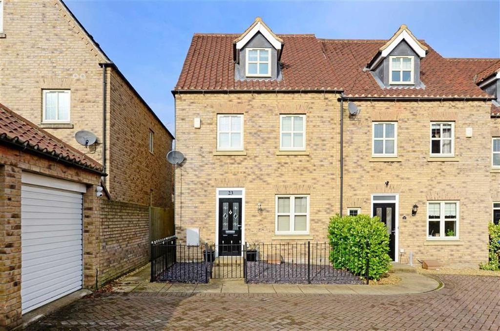 4 Bedrooms Town House for sale in 23, The Spinney, Dore, Sheffield, S17