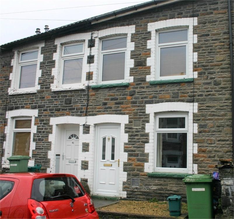 2 Bedrooms Cottage House for sale in 63 Phillip Street, Graig, PONTYPRIDD, Mid Glamorgan