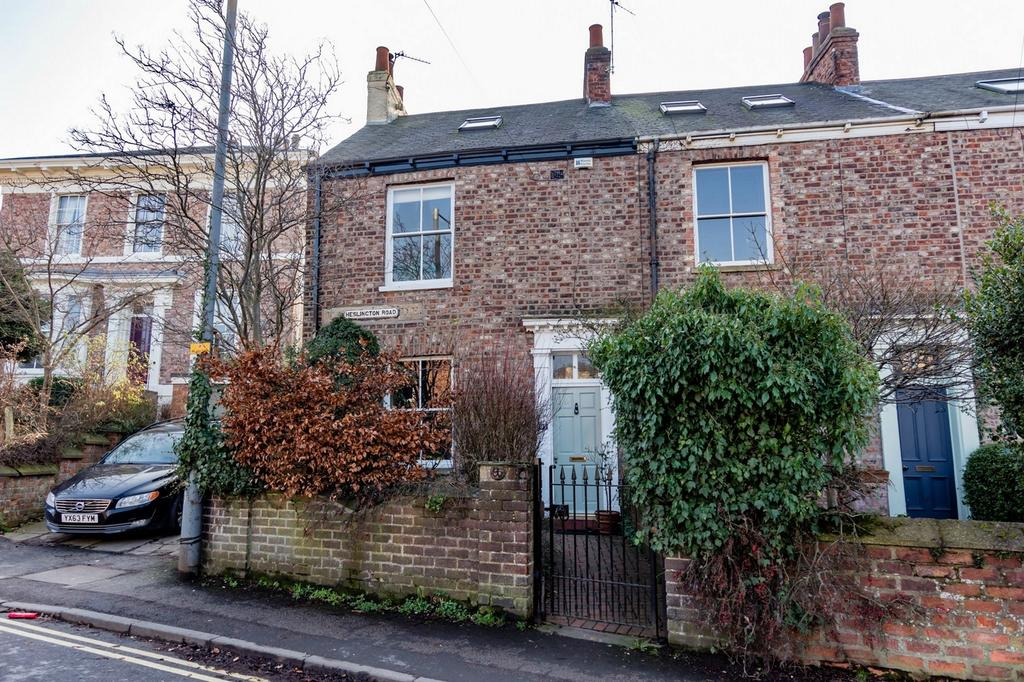 4 Bedrooms End Of Terrace House for sale in Heslington Road, YORK