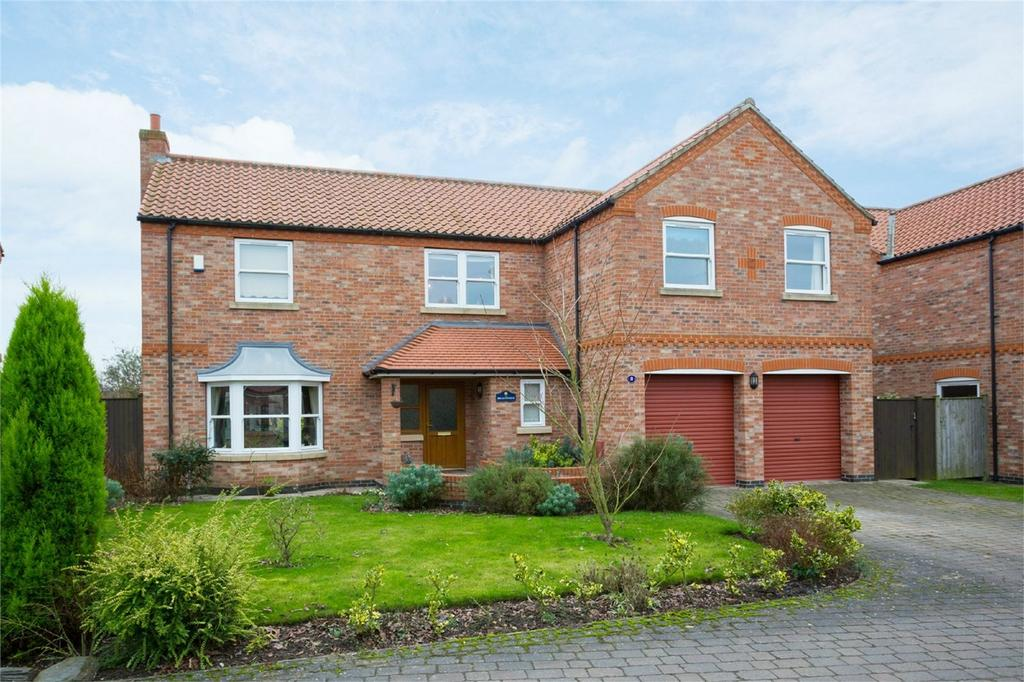5 Bedrooms Detached House for sale in Meadowside, 2 Blue Bell Farm Court, Skipwith, North Yorkshire