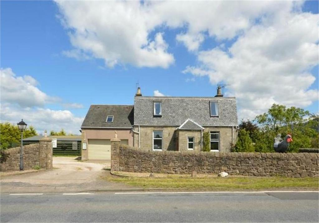 5 Bedrooms Country House Character Property for sale in Gairneybridge Farm Cottage and Cattery, Kinross, Kinross-shire
