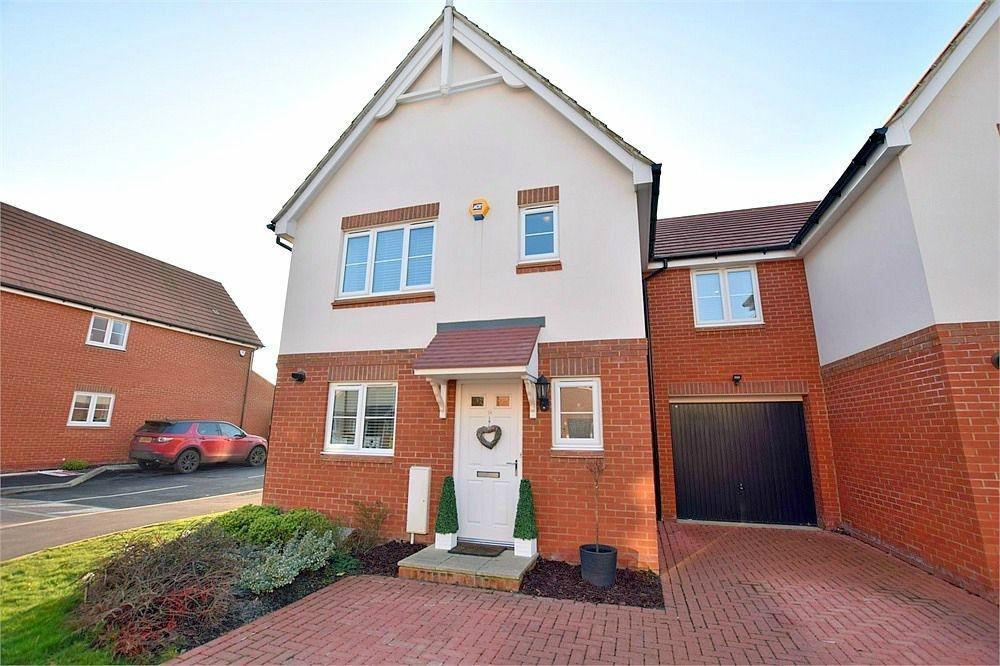 4 Bedrooms Link Detached House for sale in Burbridge Road, Leavesden, Watford, Hertfordshire