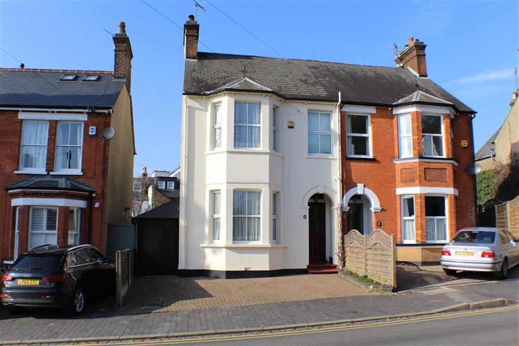 3 Bedrooms Semi Detached House for sale in Upper Lattimore Road, St Albans, Hertfordshire