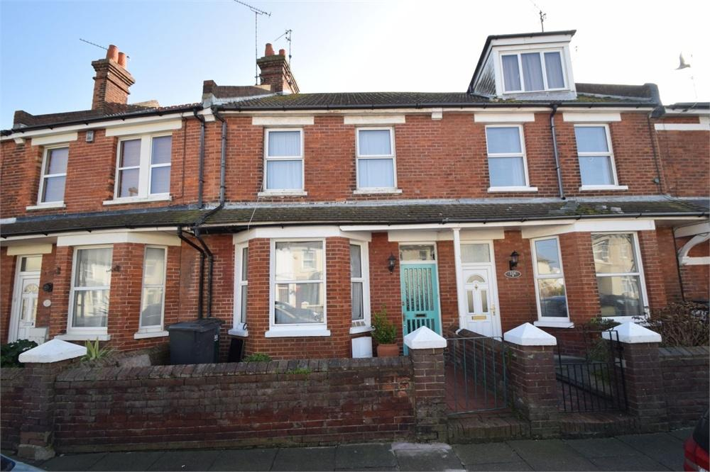 2 Bedrooms Terraced House for sale in Latimer Road, Redoubt, East Sussex