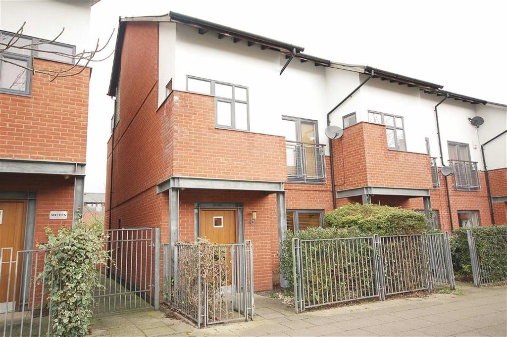 4 Bedrooms Semi Detached House for sale in The Boulevard, West Didsbury, Manchester, M20