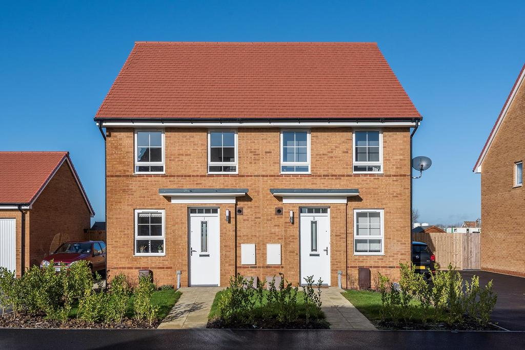 2 Bedrooms House for sale in Lunar Crescent, Selsey