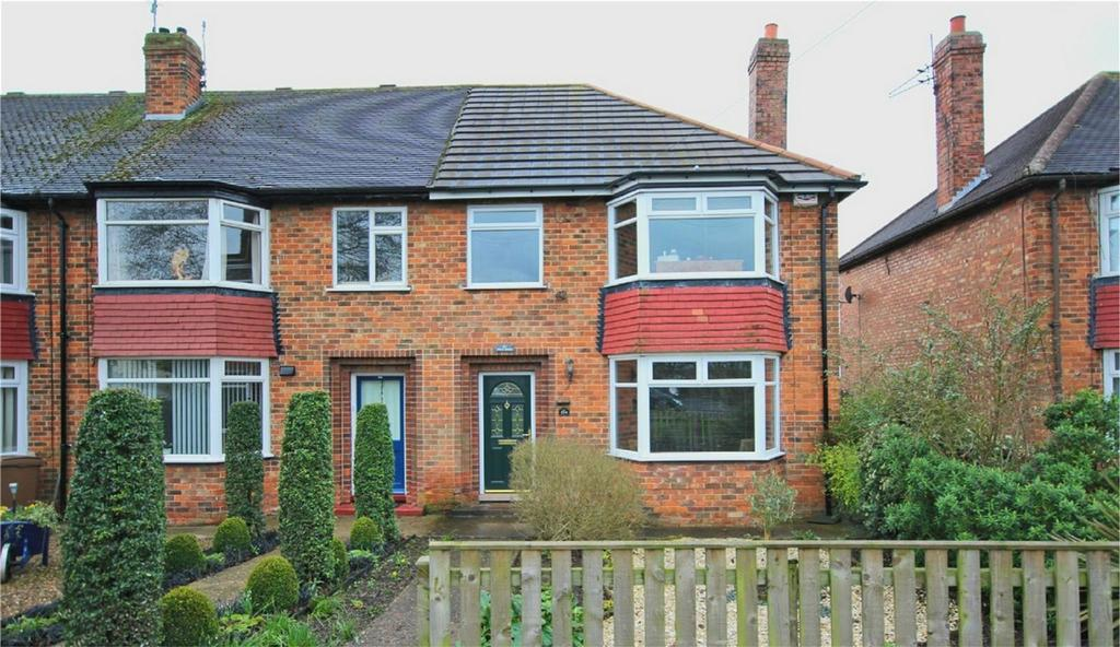 3 Bedrooms End Of Terrace House for sale in Hull Road, Cottingham, Hull, East Riding of Yorkshire