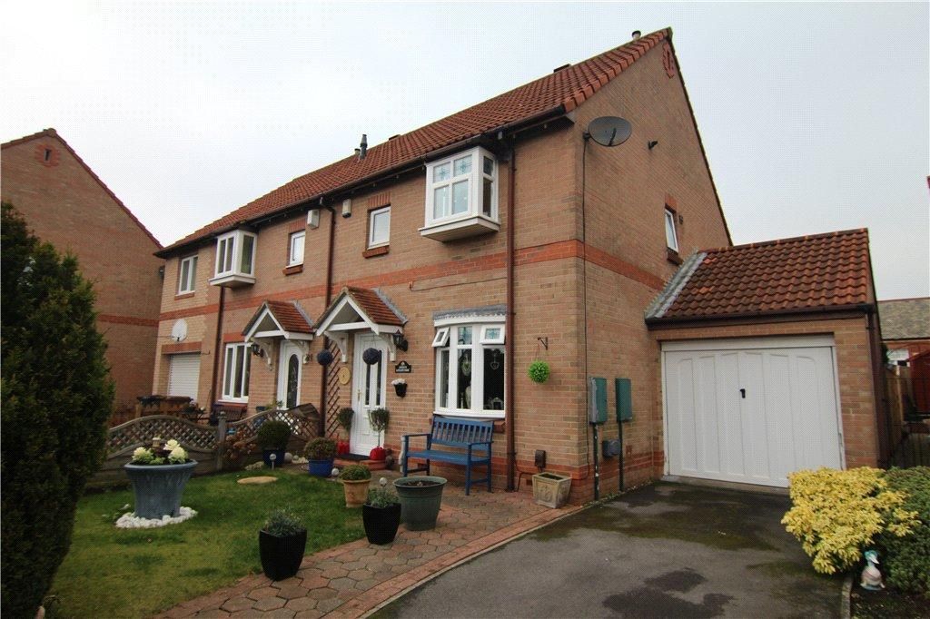 3 Bedrooms Semi Detached House for sale in Appleby Park, North Shields, NE29