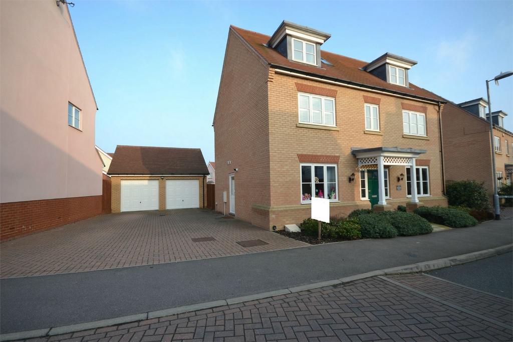 6 Bedrooms Detached House for sale in Rennie Walk, Heybridge, Maldon, Essex