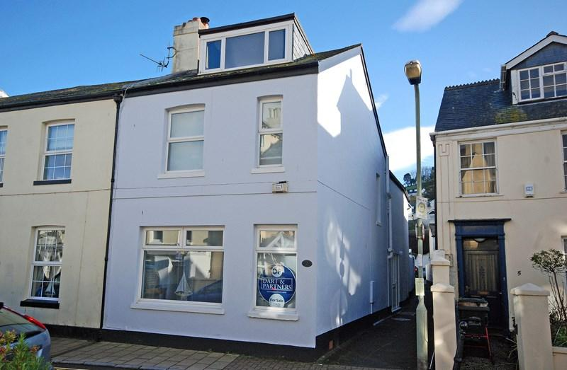 4 Bedrooms End Of Terrace House for sale in Fore Street, Shaldon, Teignmouth
