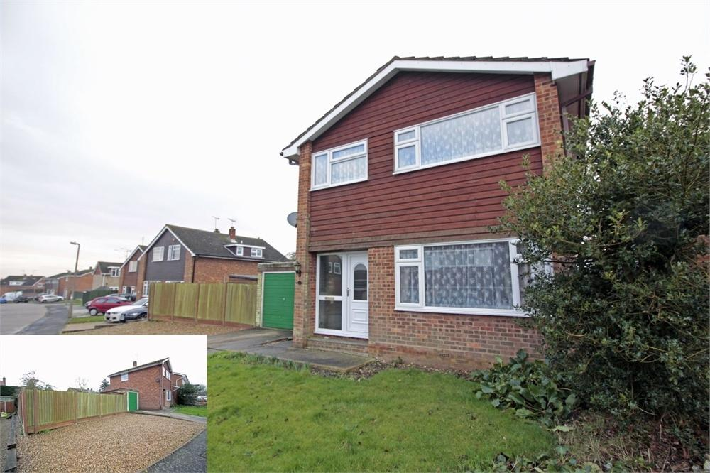 3 Bedrooms Detached House for sale in Sceptre Close, Tollesbury, MALDON, Essex