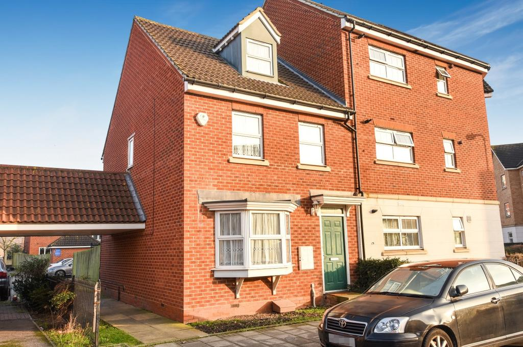 4 Bedrooms End Of Terrace House for sale in Pettacre Close London SE28
