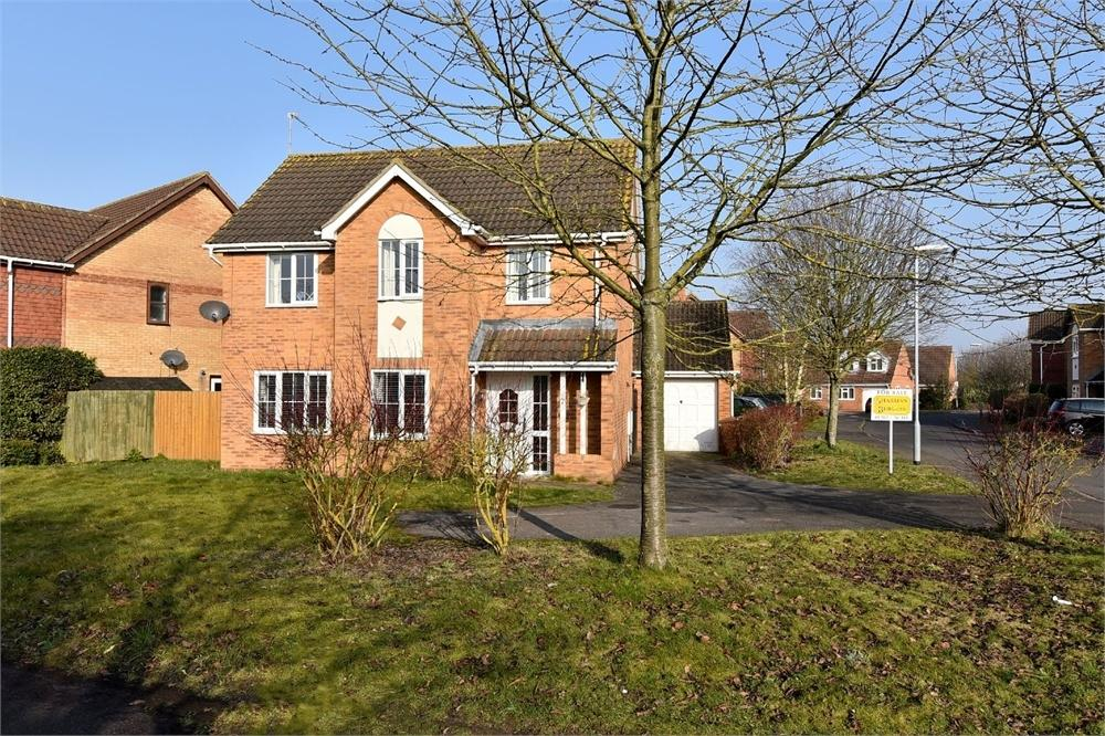 3 Bedrooms Detached House for sale in Cater Way, Boston, Lincolnshire