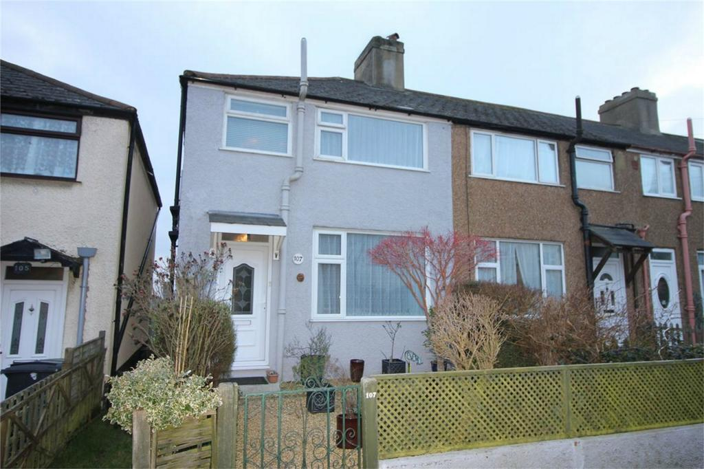 3 Bedrooms End Of Terrace House for sale in 107 Victoria Avenue, HASTINGS, East Sussex