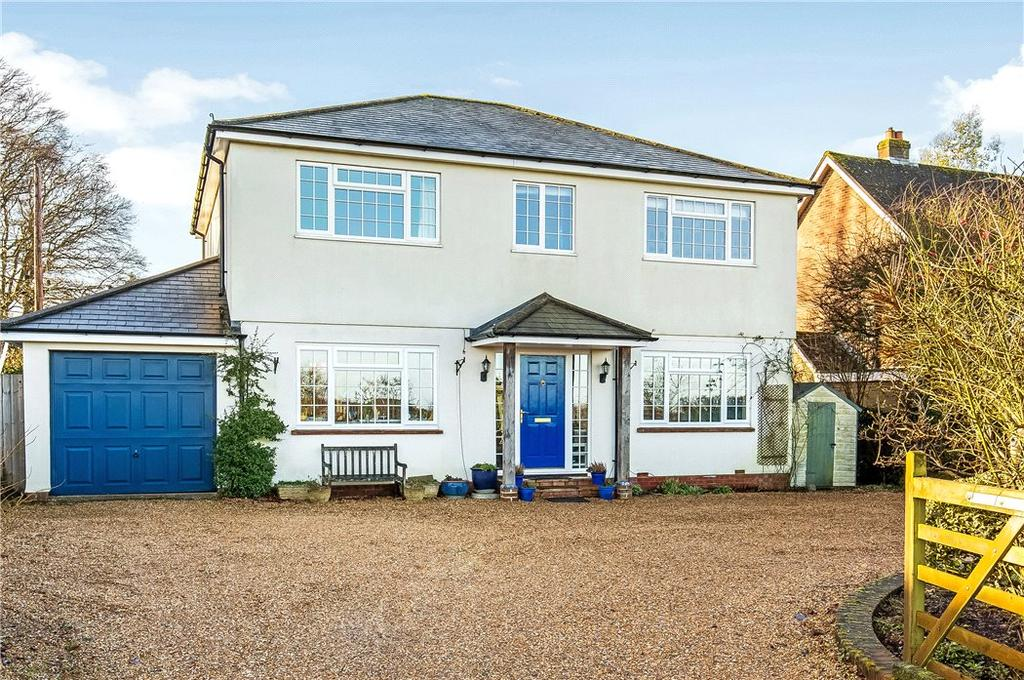 5 Bedrooms Detached House for sale in Wield Road, Medstead, Alton, Hampshire, GU34