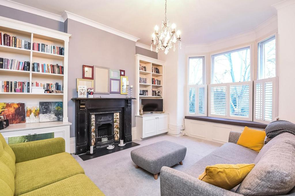 2 Bedrooms Flat for sale in Middle Lane, Crouch End, N8