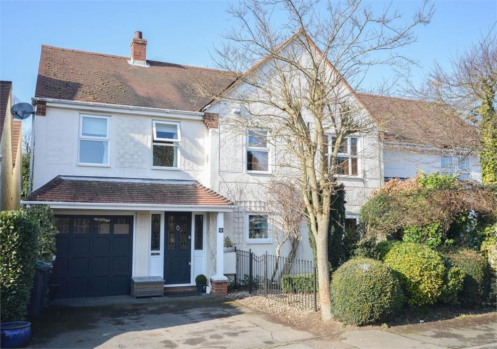 4 Bedrooms Semi Detached House for sale in Harrisons, Birchanger, BISHOP'S STORTFORD, Herts
