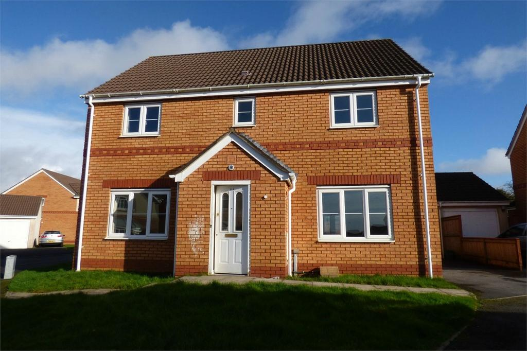 4 Bedrooms Detached House for sale in 114 Pant Bryn Isaf, Llwynhendy, Llanelli, Carmarthenshire