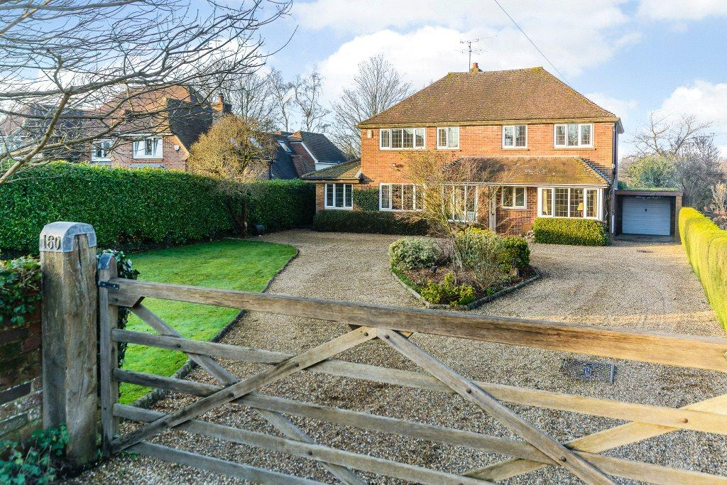 4 Bedrooms Detached House for sale in Greys Road, Henley-on-Thames, RG9