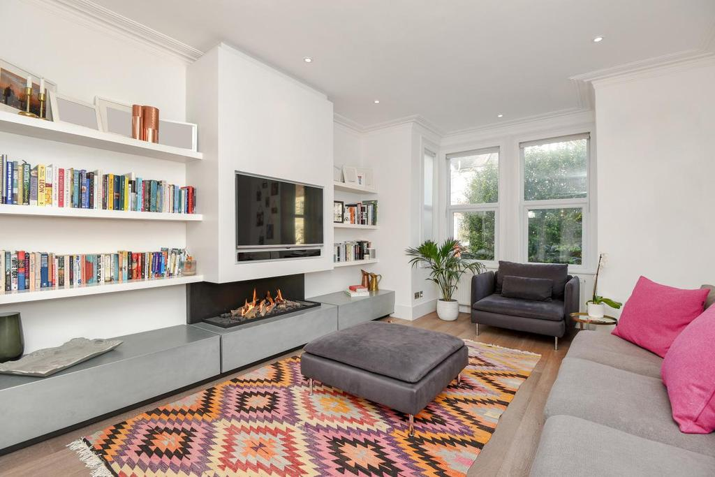 5 Bedrooms Terraced House for sale in Fallow Court Avenue, North Finchley, N12