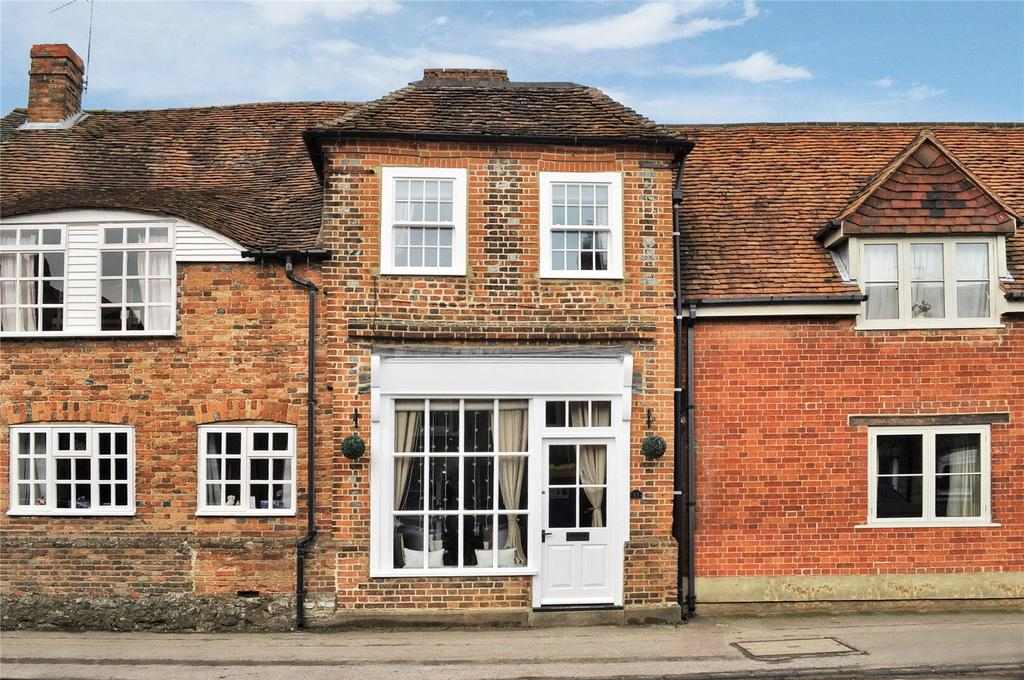 3 Bedrooms Terraced House for sale in Brill, Aylesbury