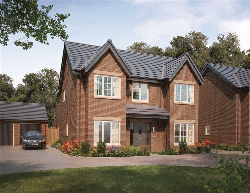 4 Bedrooms Detached House for sale in Woburn Sands Road, Bow Brickhill, Milton Keynes, Buckinghamshire