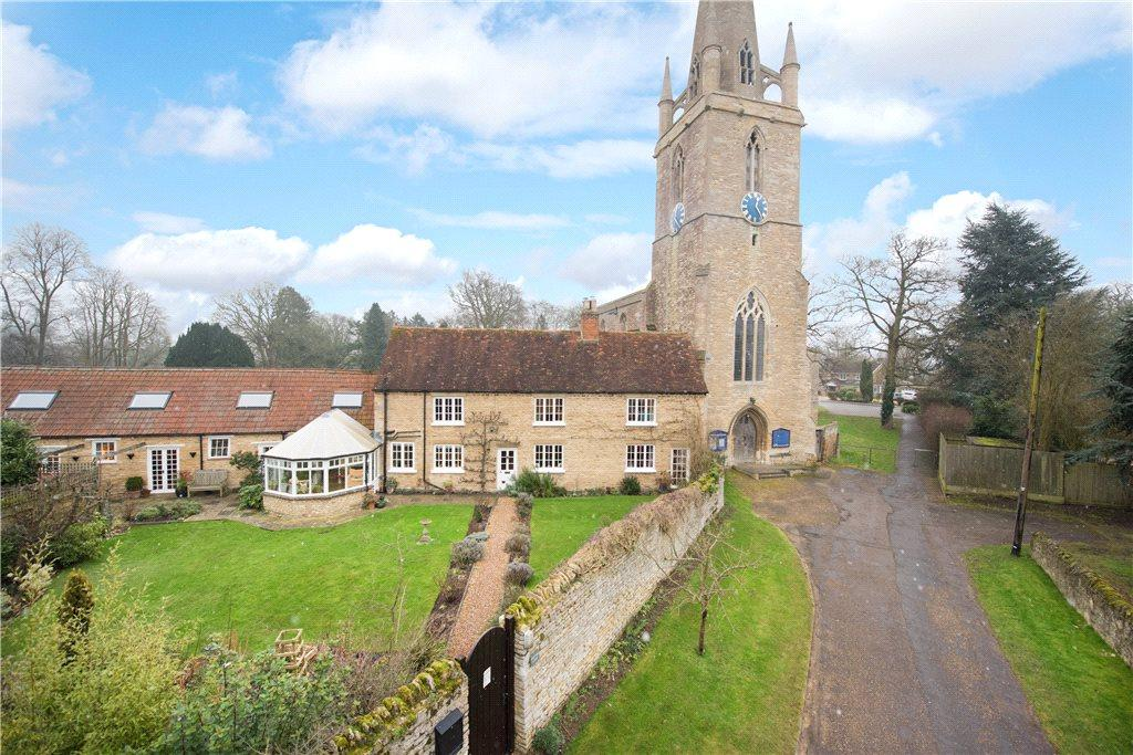 5 Bedrooms Unique Property for sale in Church Walk, Harrold, Bedfordshire